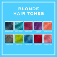 Revolution Hair Hair Tones For Blondes Rose All Day
