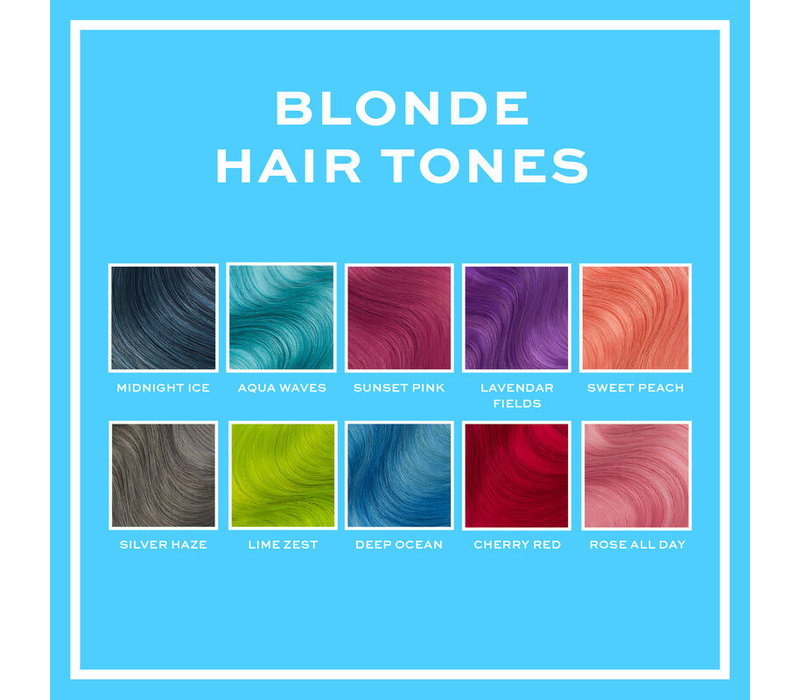 Revolution Hair Hair Tones For Blondes Cherry Red