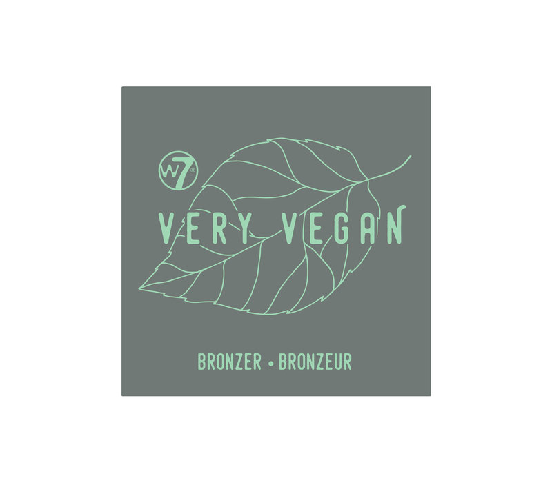W7 Very Vegan Bronzer