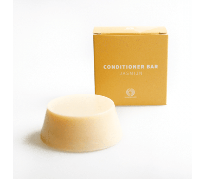 Shampoo Bars Conditioner Jasmijn