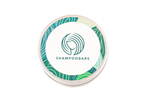 Shampoo Bars Storage Tin