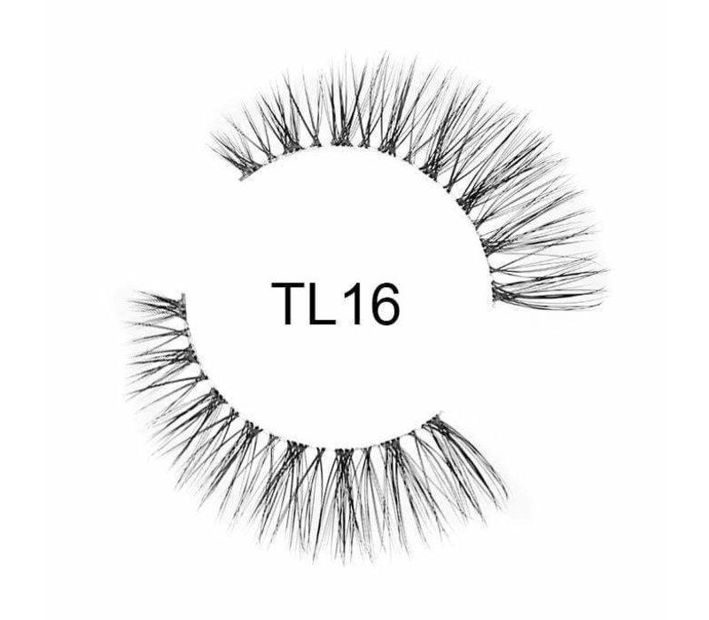 Tatti Lashes 3D Brazilian Silk Hair TL16