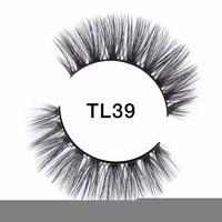 Tatti Lashes 3D Brazilian Silk Hair TL39