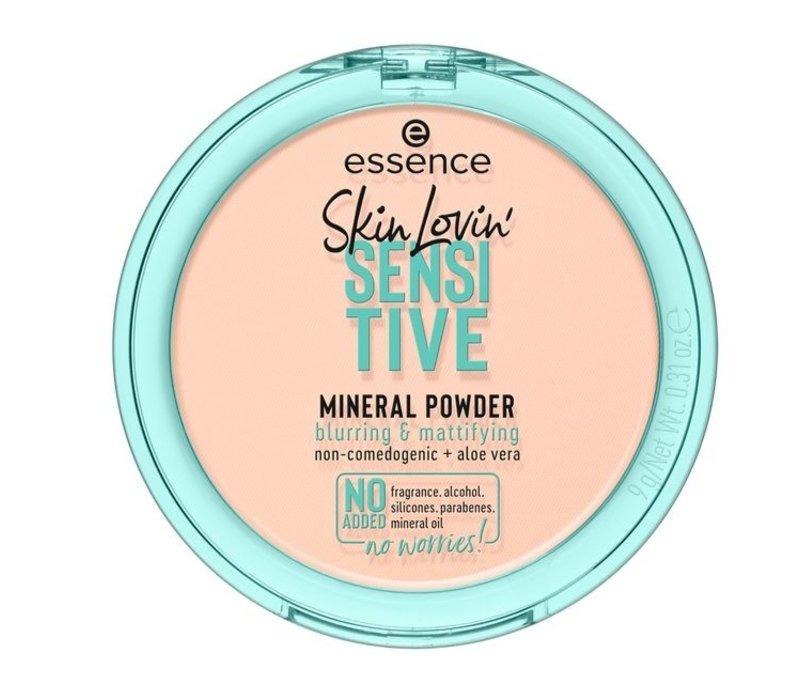 Essence Skin Lovin Sensitive Mineral Powder