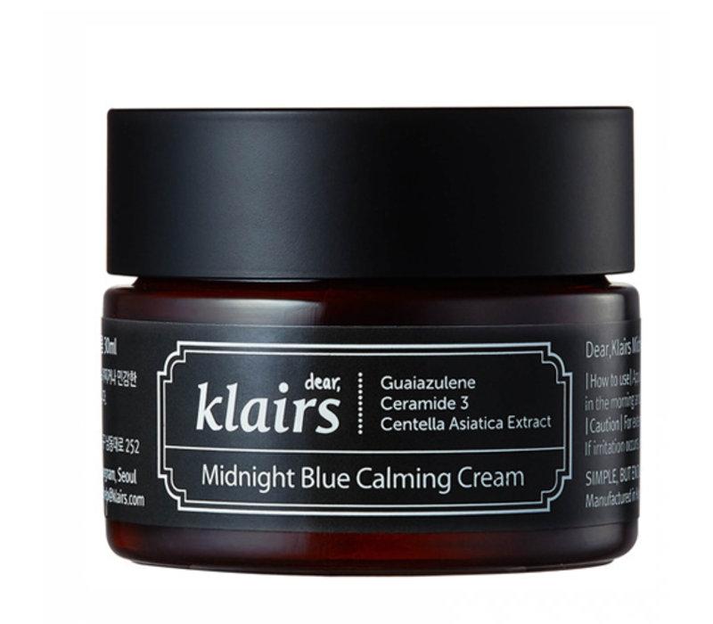 dear Klairs Midnight Blue Calming Cream