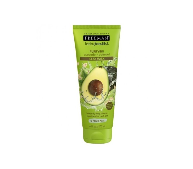 Freeman Clay Mask Avocado and Oatmeal