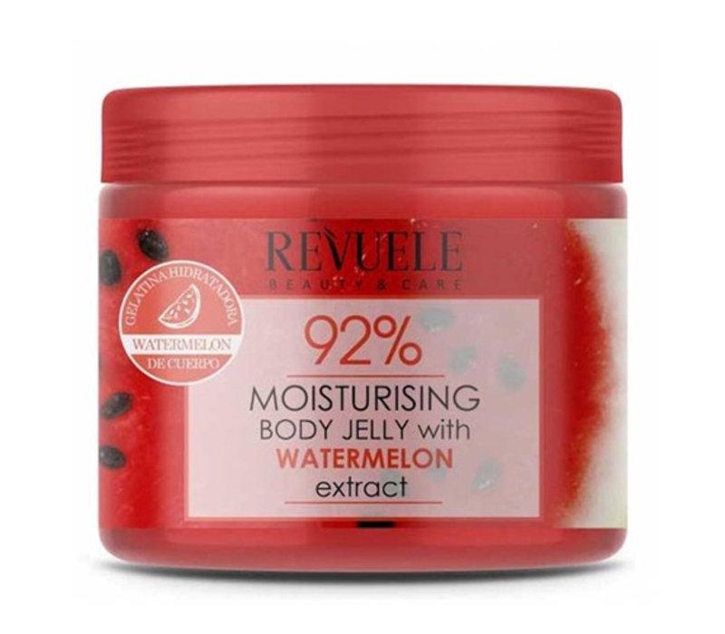 Revuele Moisturising Body Jelly Watermelon