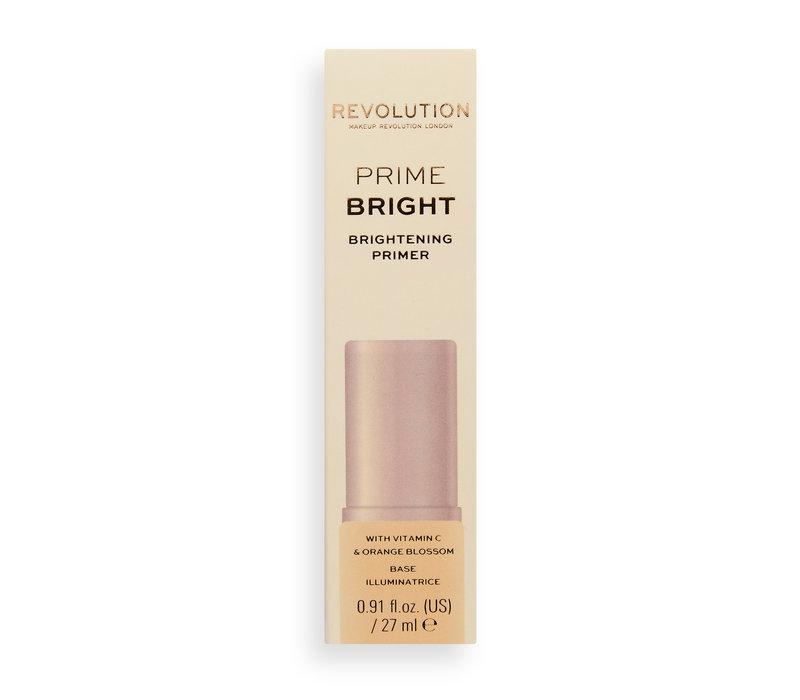 Makeup Revolution Bright Base Brightening Primer