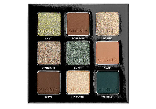 Sigma On The Go Ivy Eyeshadow Palette