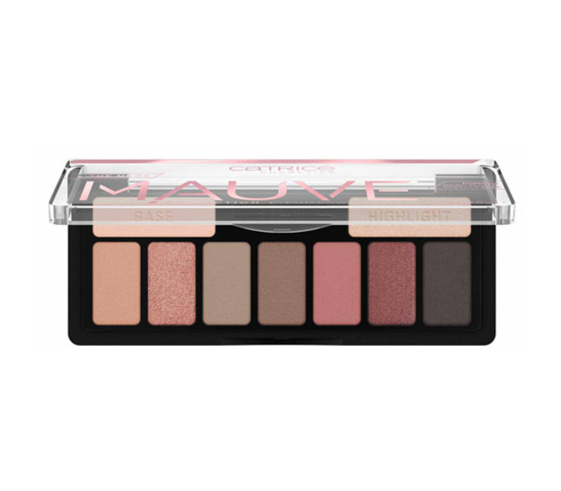 Catrice The Nude Mauve Collection Eyeshadow Palette 010 Glorious Rose
