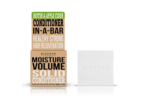 Biovène Conditioner Bar Moisture Volume