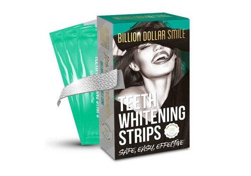 Billion Dollar Smile Teeth Whitening Strips