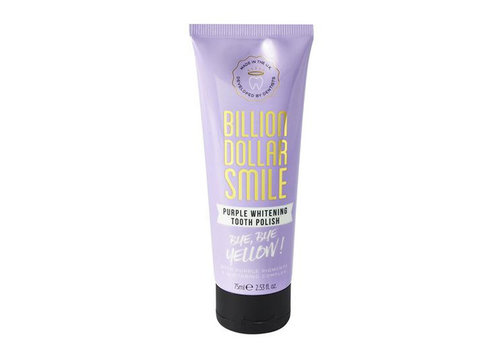 Billion Dollar Smile Purple Tooth Polish