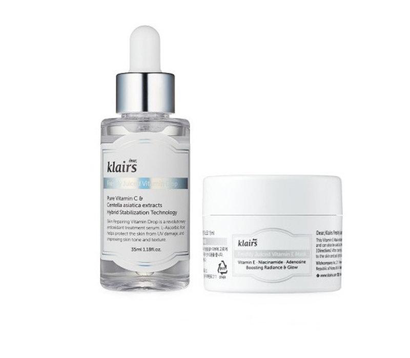 Dear Klairs Vitamin Duo Trial Kit