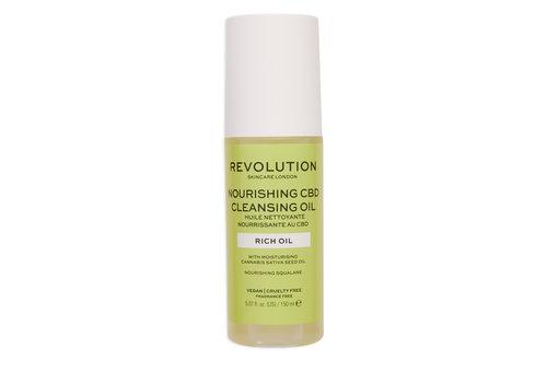 Revolution Skincare CBD Cleansing Oil