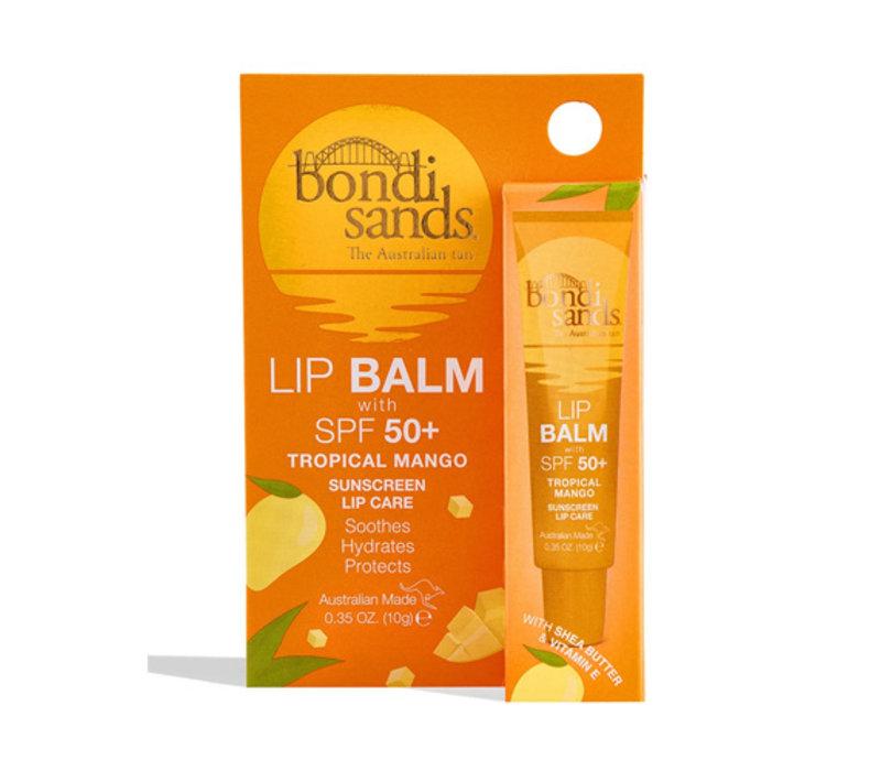 Bondi Sands Sunscreen Lip Balm SPF 50+ Tropical Mango