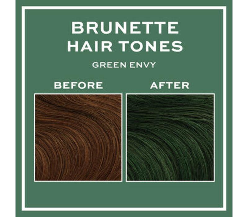 Revolution Hair Hair Tones For Brunettes Green Envy