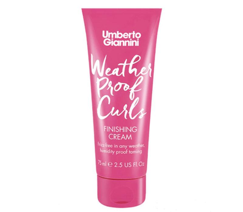 Umberto Giannini Weather Proof Curls Finishing Cream