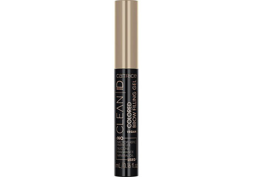 Catrice Clean ID Colored Brow Filling Gel 010 Light