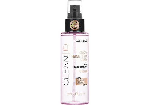 Catrice Clean ID Glow Prime & Fix Spray