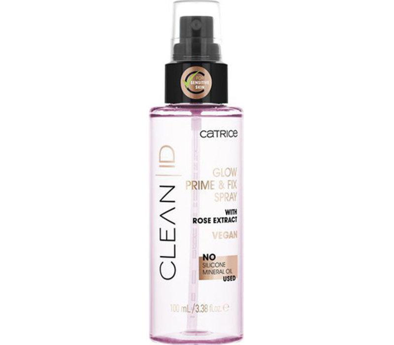 Catrice Clean ID Glow Prime & Fix Spray