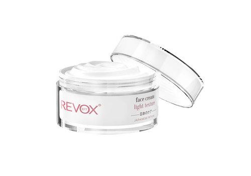Revox Japanese Ritual Face Cream Light Texture