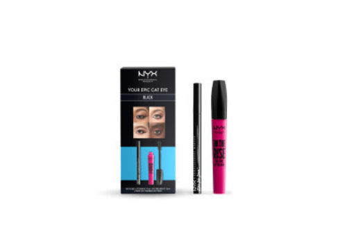 NYX Professional Makeup Your Epic Cat Eye Set