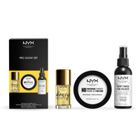 NYX Professional Makeup Pro Glow Set
