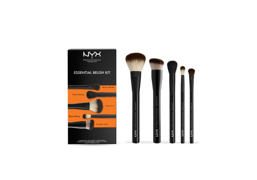 NYX Professional Makeup Essential Brush Kit