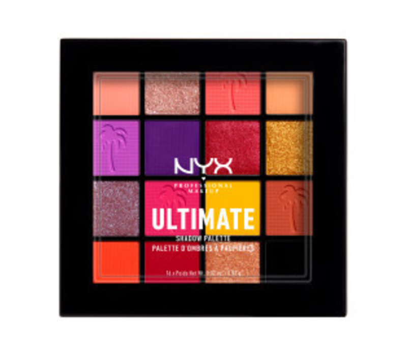 NYX Professional Makeup Ultimate Shadow Palette Festival