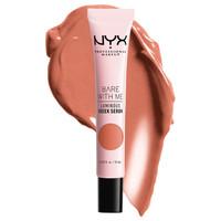 NYX Professional Makeup Bare with Me Luminous Shroombiotic Cheek Serum Peach Bronze