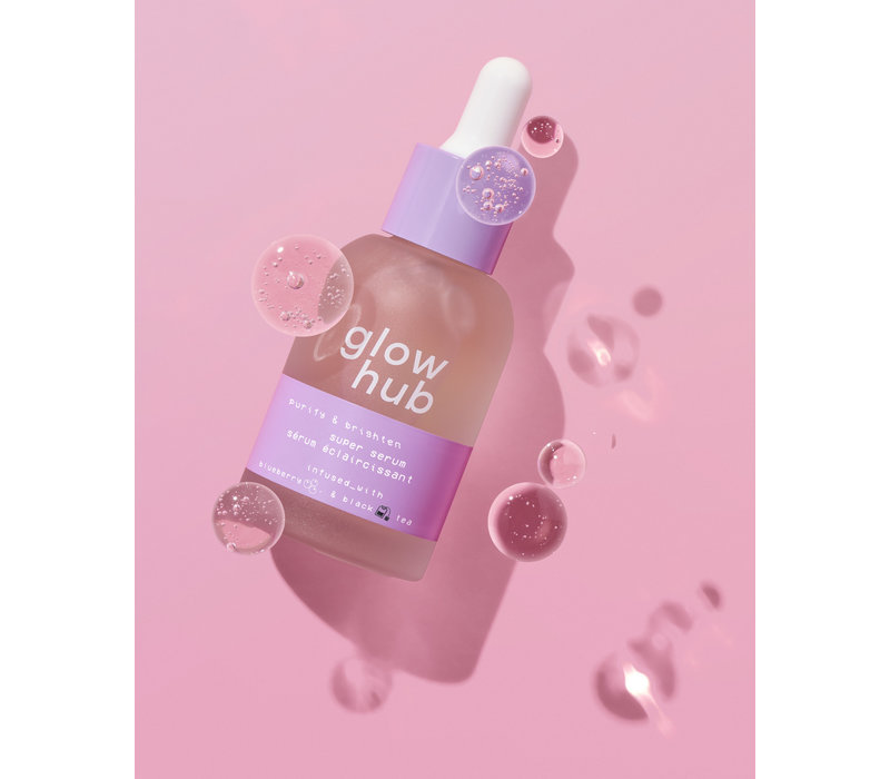 Glow Hub Purify & Brighten Super Serum