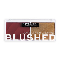 Revolution Relove Colour Play Blushed Duo Wishful