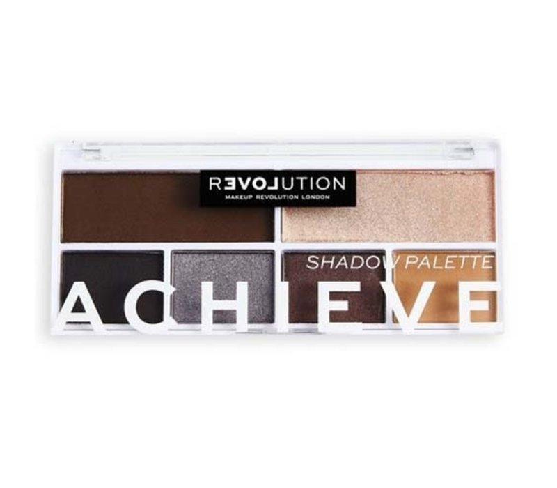 Revolution Relove Colour Play Achieve Shadow Palette