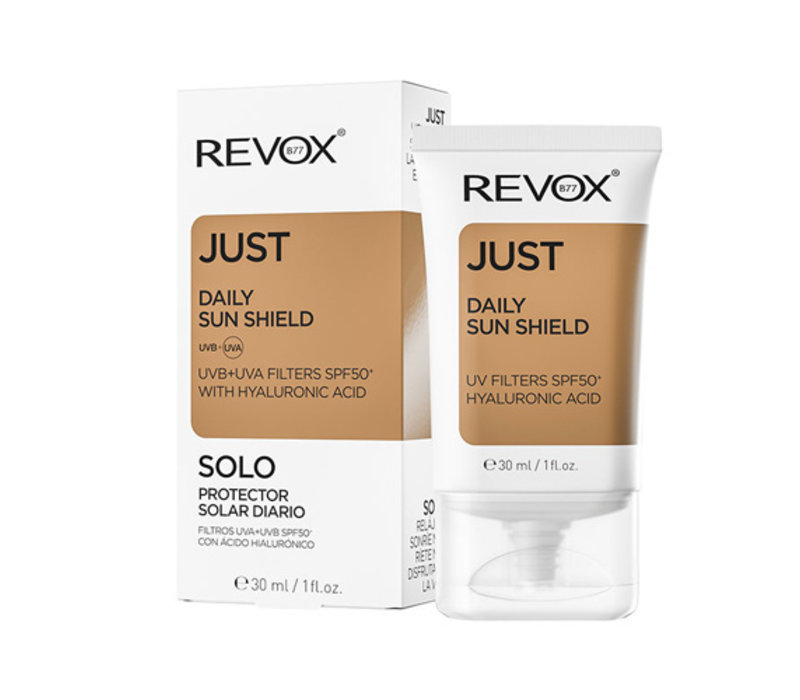 Revox Just Daily Sun Shield SPF50