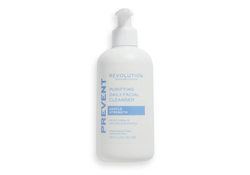 Revolution Skincare Purifying Daily Facial Gel Cleanser with Niacinamide