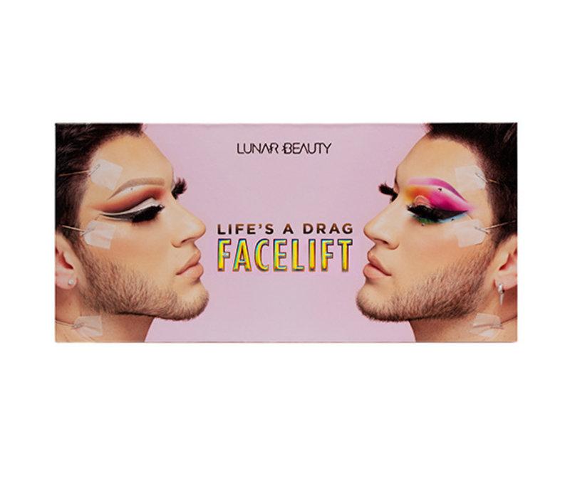 Lunar Beauty Life's a Drag Facelift Color Palette