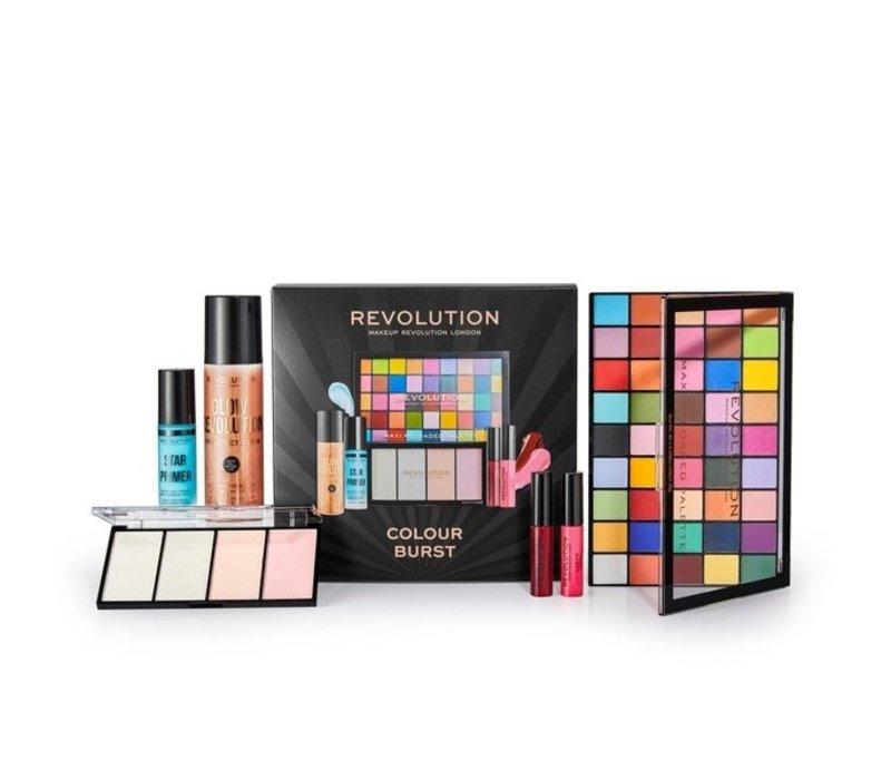 Makeup Revolution Colour Burst Set