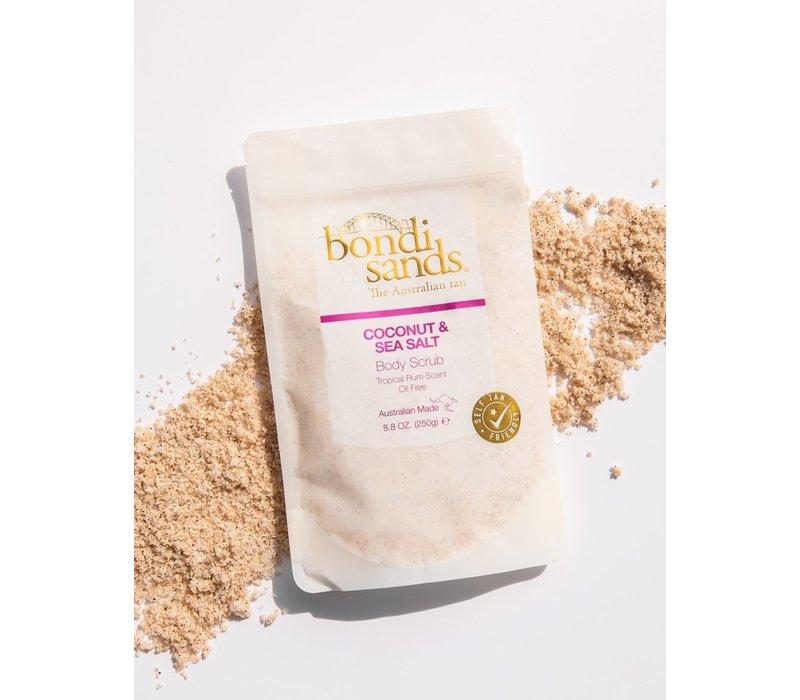 Bondi Sands Body Scrub Coconut & Sea Salt Tropical Rum