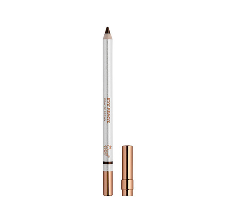 Queen Tarzi Eye Pencil Dravite Brown