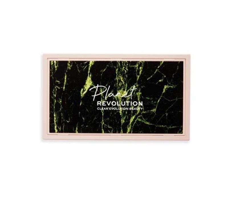 Planet Revolution Energy Marble Shadow Palette