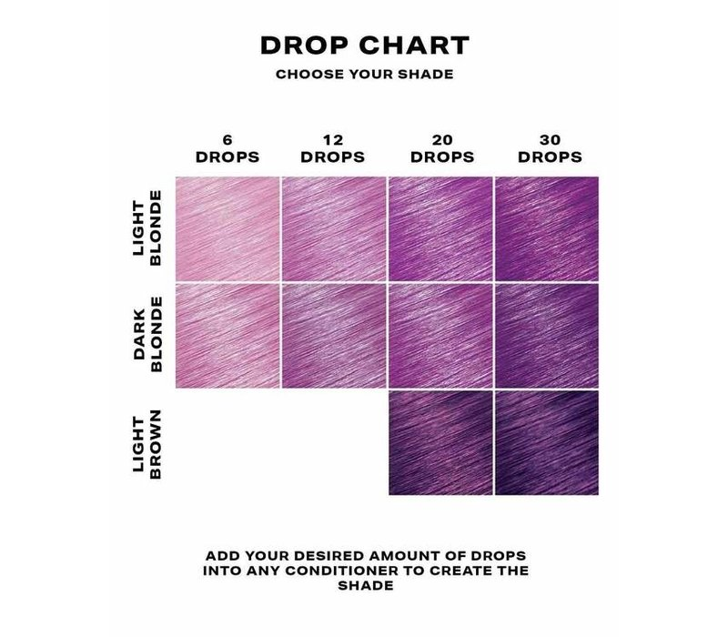 Shrine Drop It Kit Purple