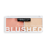 Revolution Relove Colour Play Blushed Duo Sweet