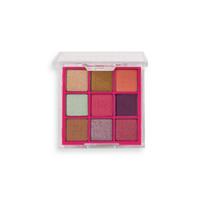 Makeup Revolution Neon Heat Eyeshadow Palette Tropic Pink