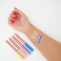 Makeup Revolution Neon Heat Coloured Liquid Eyeliner Sweet Lilac
