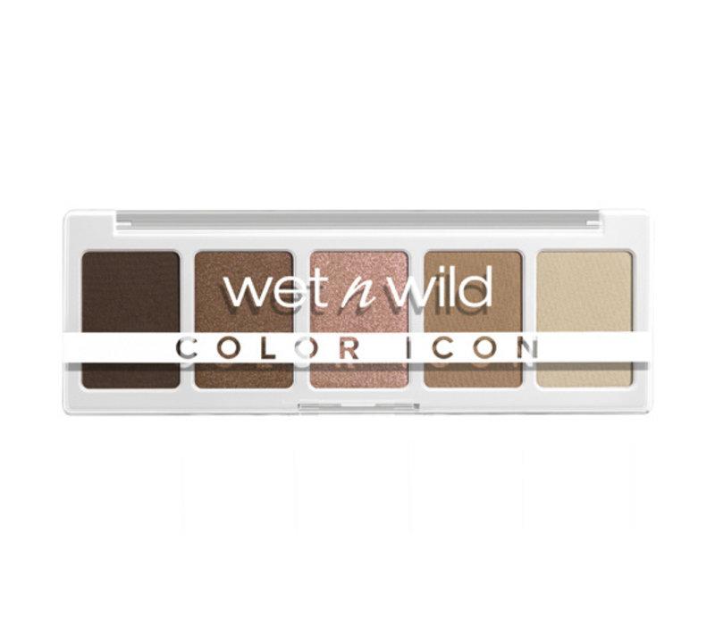 Wet n Wild 5 Pan Shadow Palette Walking On Eggshells