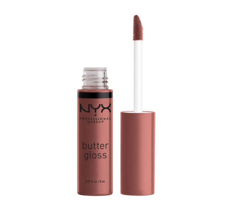 NYX Professional Makeup Butter Gloss Spiked Toffee