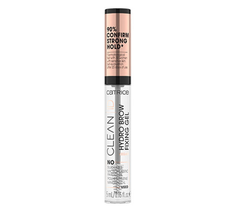 Catrice Clean ID Hydro Brow Fixing Gel 010
