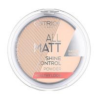 Catrice All Matt Shine Control Powder Healthy Look 100 Neutral Fresh Beige