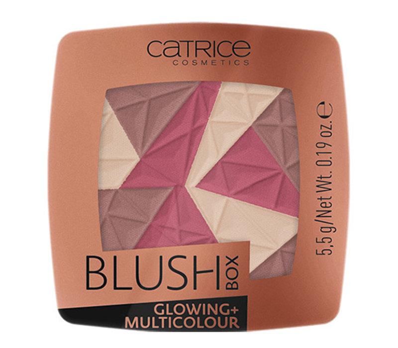 Catrice Blush Box Glowing & Multicolour 030 Warm Soul